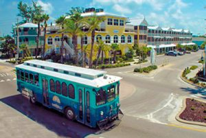 Island Trolley